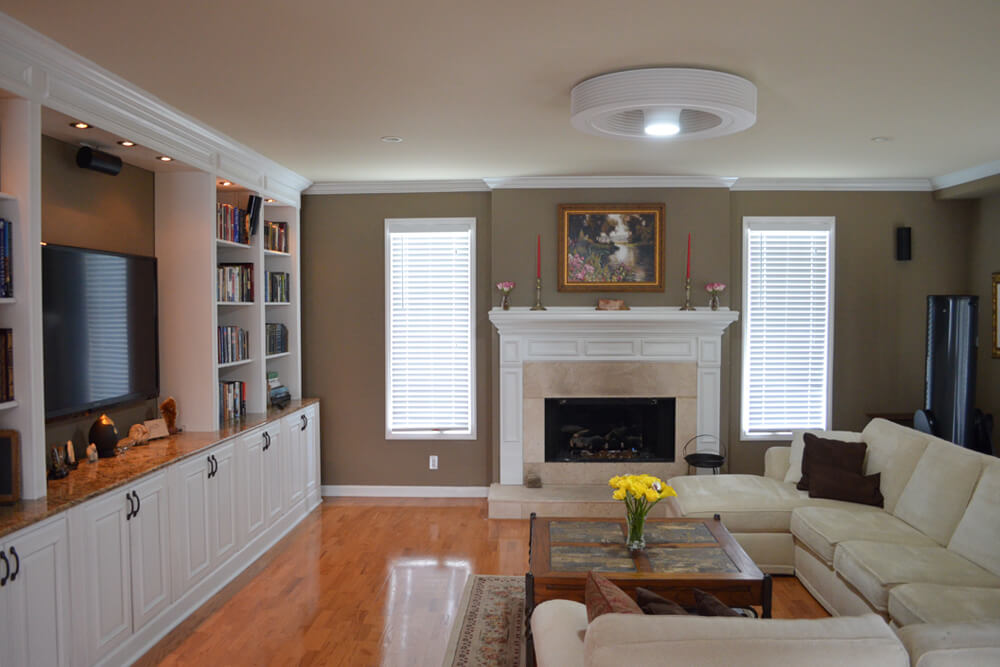Bladeless Ceiling Fans - Exhale Fans
